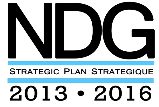 The NDG Community Strategic Plan 2013-2016